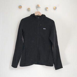 Patagonia Better Sweater Hoodie Black | S Fleece